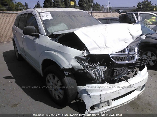 2014 Dodge Journey | Action Auto Wreckers San Jose