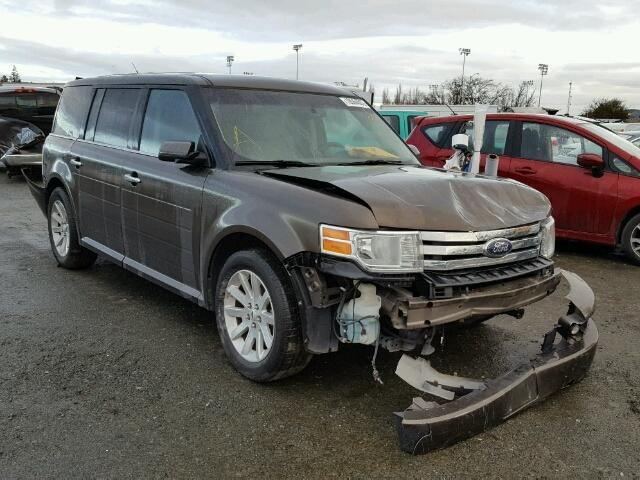 Modesto Auto Wreckers >> Parting Out 2011 Ford Flex Sel Action Auto Wreckers San Jose