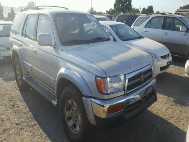97 toyota 4runner action auto wreckers san jose. Black Bedroom Furniture Sets. Home Design Ideas